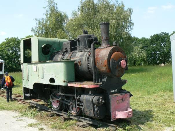 Lokomotíva BS – 70