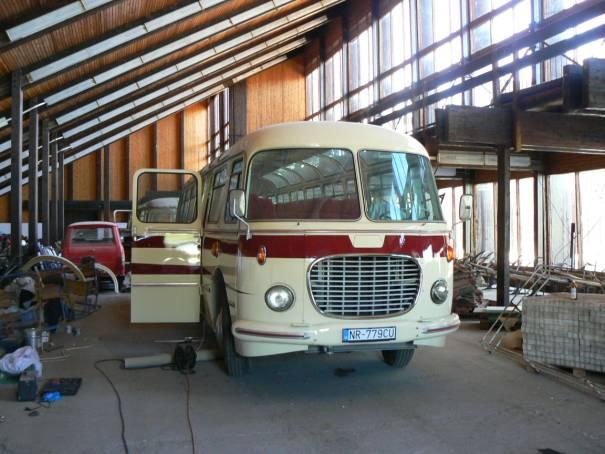 renovovaný autobus Škoda RTO